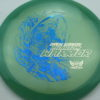 Phantom Warrior - Drew Gibson - blue-green - blue-pebbles - silver - 175g - 178-5g - neutral - somewhat-stiff