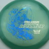 Phantom Warrior - Drew Gibson - blue-green - blue-pebbles - silver - 175g - 178-3g - neutral - somewhat-stiff