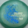 Phantom Warrior - Drew Gibson - blue-green - blue-pebbles - silver - 175g - 178-2g - neutral - somewhat-stiff