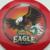 Eagle - Innfuse Star - red - 170g - 169-8g - somewhat-domey - neutral