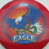 Eagle - Innfuse Star - red - 175g - 175-1g - somewhat-domey - somewhat-stiff