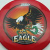 Eagle - Innfuse Star - red - 168g - 168-2g - somewhat-domey - neutral