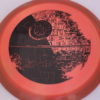 Star Wars - Discraft - heat - swirly - esp - black - 304 - 170-172g - 173-0g - pretty-domey - pretty-stiff