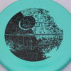 Star Wars - Discraft - zone - swirly - esp - black - 304 - 173-175g - 175-7g - pretty-flat - somewhat-stiff