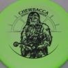 Star Wars - Discraft - zone - swirly - esp - black - 304 - 170-172g - 173-1g - pretty-flat - somewhat-stiff