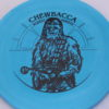 Star Wars - Discraft - zone - swirly - esp - black - 304 - 170-172g - 173-0g - super-flat - somewhat-stiff