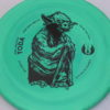 Star Wars - Discraft - zone - swirly - esp - black - 304 - 170-172g - 173-5g - super-flat - somewhat-stiff