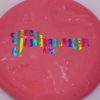 APX - swirly - jawbreaker - rainbow - 173-175g - 174-7g - super-flat - somewhat-gummy