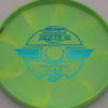 Rattler - Swirly ESP - Memorial Championship - teal - 173-175g - 172-9g - pretty-flat - neutral