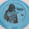 Star Wars - Discraft - force - swirly - esp - black - 304 - 173-175g - 175-3g - pretty-domey - pretty-stiff