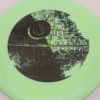 Star Wars - Discraft - buzzz - swirly - esp - black - 304 - 173-175g - 174-6g - somewhat-flat - somewhat-stiff