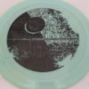 Star Wars - Discraft - force - swirly - esp - black - 304 - 173-175g - 174-5g - pretty-domey - pretty-stiff