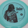Star Wars - Discraft - force - swirly - esp - black - 304 - 170-172g - 173-9g - neutral - pretty-stiff