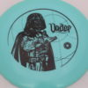 Star Wars - Discraft - force - swirly - esp - black - 304 - 173-175g - 175-3g - neutral - somewhat-stiff