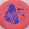 Star Wars - Discraft - challenger - swirly - jawbreaker - blue-fracture - 304 - 173-175g - 174-2g - super-flat - neutral
