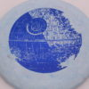 Star Wars - Discraft - challenger - swirly - jawbreaker - blue-fracture - 304 - 173-175g - 174-7g - super-flat - neutral