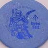 Star Wars - Discraft - zone - swirly - jawbreaker - blue-fracture - 304 - 170-172g - 173-0g - super-flat - neutral