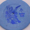 Star Wars - Discraft - zone - swirly - jawbreaker - blue-fracture - 304 - 170-172g - 173-0g - somewhat-puddle-top - neutral