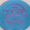 Zeus - Paul McBeth - pink-mini-dots-and-stars - 170-172g - 172-8g - somewhat-domey - neutral
