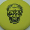 Flat Top Roc - KC Pro - yellow - kc-pro - black - 304 - 180g - 179-9g - super-flat - very-stiff