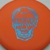 Flat Top Roc - KC Pro - orange - kc-pro - blue-fracture - 304 - 180g - 178-0g - super-flat - very-stiff