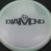 Diamond - Opto Glimmer - white - black - 156g - 157-3g - somewhat-domey - neutral