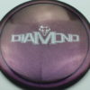 Diamond - Opto Glimmer - blend-purple-grey - silver - 156g - 156-7g - somewhat-domey - neutral