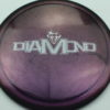 Diamond - Opto Glimmer - blend-purple-grey - silver - 157g - 158-2g - somewhat-domey - neutral
