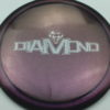 Diamond - Opto Glimmer - blend-purple-grey - silver - 156g - 157-2g - somewhat-domey - neutral