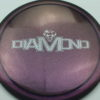 Diamond - Opto Glimmer - blend-purple-grey - silver - 157g - 158-1g - somewhat-domey - neutral