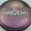 Diamond - Opto Glimmer - blend-purple-grey - silver - 157g - 157-7g - somewhat-domey - neutral