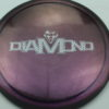 Diamond - Opto Glimmer - blend-purple-grey - silver - 157g - 157-9g - somewhat-domey - neutral