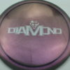 Diamond - Opto Glimmer - blend-purple-grey - silver - 157g - 158-0g - somewhat-domey - neutral