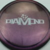 Diamond - Opto Glimmer - blend-purple-grey - silver - 157g - 157-6g - somewhat-domey - neutral