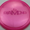 Diamond - Opto Glimmer - pink - fuchsia - 156g - 157-3g - somewhat-domey - neutral