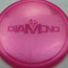 Diamond - Opto Glimmer - pink - fuchsia - 156g - 157-6g - somewhat-domey - neutral