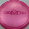 Diamond - Opto Glimmer - pink - fuchsia - 156g - 157-4g - somewhat-domey - neutral