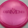 Diamond - Opto Glimmer - pink - fuchsia - 156g - 157-1g - somewhat-domey - neutral