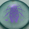 Roach - CryZtal Sparkle - blue - purple - 170-172g - 172-2g - pretty-flat - pretty-stiff