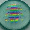 Roach - CryZtal Sparkle - blue - rainbow - 173-175g - 175-9g - pretty-flat - pretty-stiff