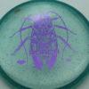 Roach - CryZtal Sparkle - blue - purple - 170-172g - 171-5g - pretty-flat - pretty-stiff