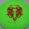 Aries - green - sirius - red-dots-mini - 170g - 169-6g - pretty-flat - pretty-gummy