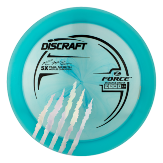 5x McBeth Force Signature Series from Discraft