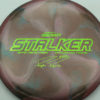Stalker - Titanium Swirl - Ledgestone - Paige Pierce - green-lines - 175-176g - 176-6g - neutral - somewhat-stiff