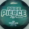 Paige Pierce Undertaker - Z Line - 5x Signature Series - dark-blue - silver-circles - ghost - 173g - 173-6g - somewhat-domey - somewhat-stiff