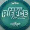 Paige Pierce Undertaker - Z Line - 5x Signature Series - blue - silver-circles - ghost - 174g - 174-5g - somewhat-domey - somewhat-stiff