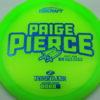 Paige Pierce Undertaker - Z Line - 5x Signature Series - green - blue-pebbles - ghost - 170-172g - 172-6g - pretty-domey - somewhat-stiff