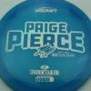 Paige Pierce Undertaker - Z Line - 5x Signature Series - blue - silver - ghost - 170-172g - 172-4g - somewhat-domey - somewhat-stiff