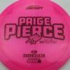 Paige Pierce Undertaker - Z Line - 5x Signature Series - pink - dark-red - ghost - 170-172g - 172-6g - somewhat-domey - somewhat-stiff