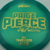 Paige Pierce Undertaker - Z Line - 5x Signature Series - blue-green - gold-hearts - ghost - 174g - 175-3g - somewhat-domey - somewhat-stiff